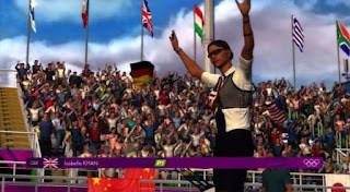 Screenshot London 2012 Olympic Game