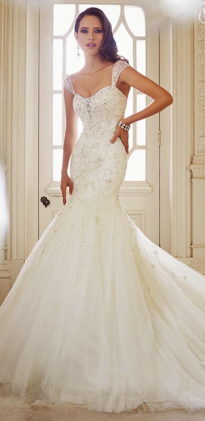 Trubridal Wedding Blog | Sophia Tolli Fall 2014 Bridal Collection ...