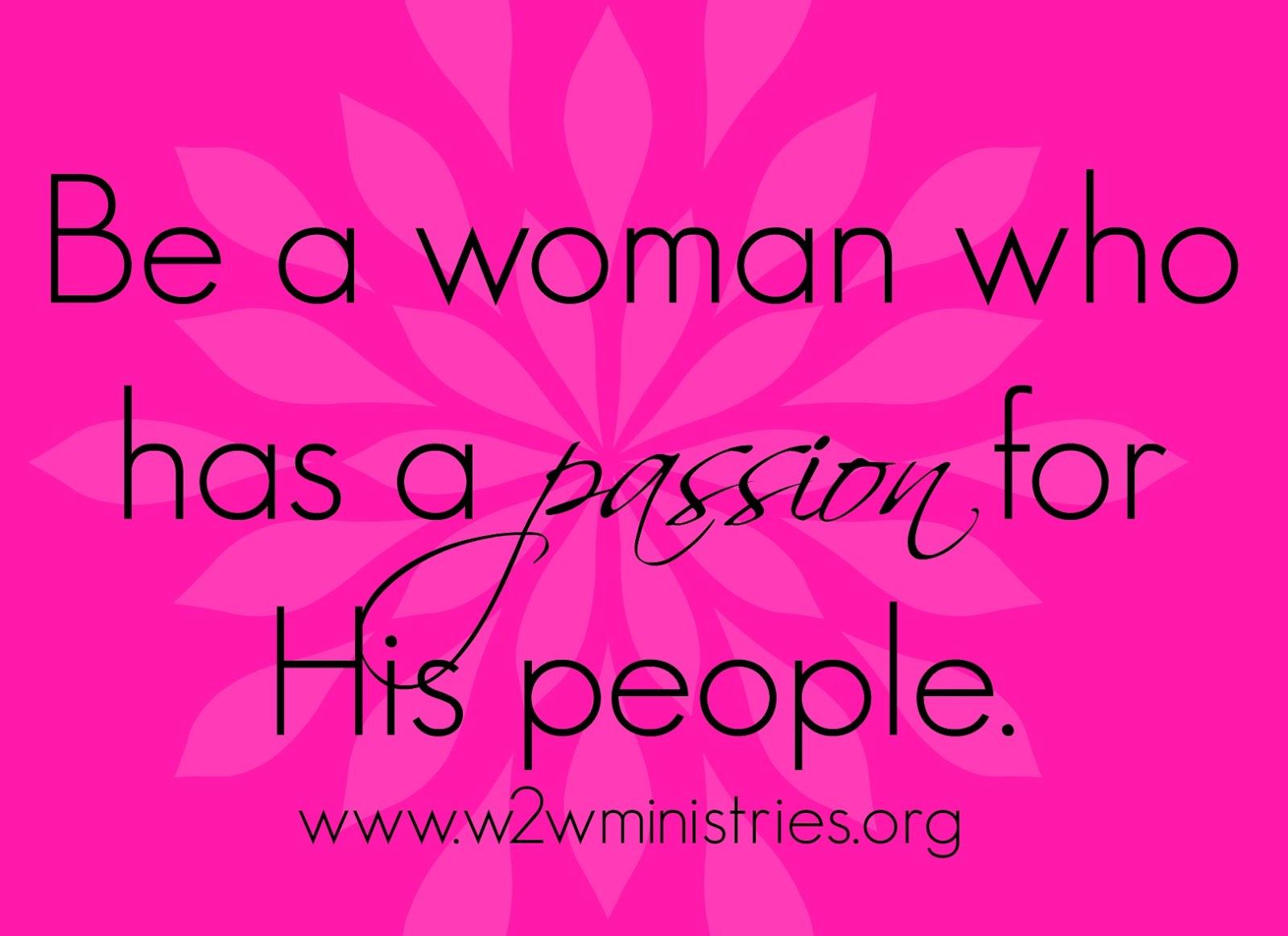 i need passion