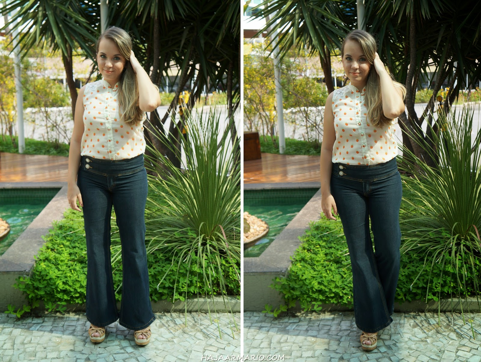 look do dia evento aquamar blogueira tamyres bastos blog haja armário