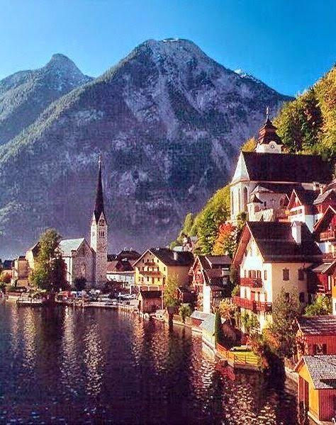Hallstatt ,Austria: