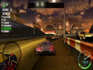 Need for Speed Carbon: Own the City Psp PlayStation Portable Www.JuegosParaPlayStation.Com