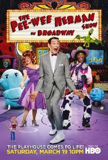Watch The Pee-Wee Herman Show on Broadway 2011 Megavideo Movie Online