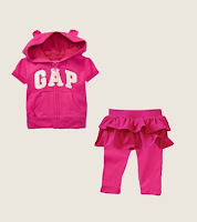 GAP GIRL 2 PCS !!!