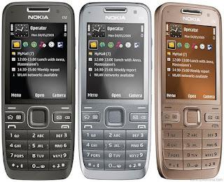 Мобильный телефон Nokia E52 Gold находка для корпоративной связи!
