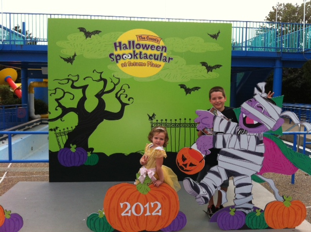 sesame place halloween spooktacular review - Sesame Place Halloween