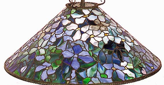 authentic tiffany lamp expert antique tiffany lamps how. Black Bedroom Furniture Sets. Home Design Ideas