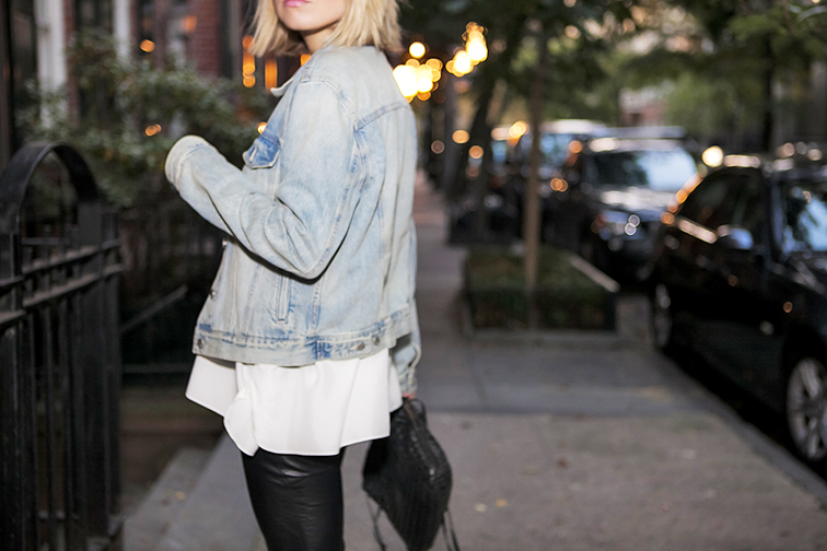 Fashion Over Reason, Gap denim jacket
