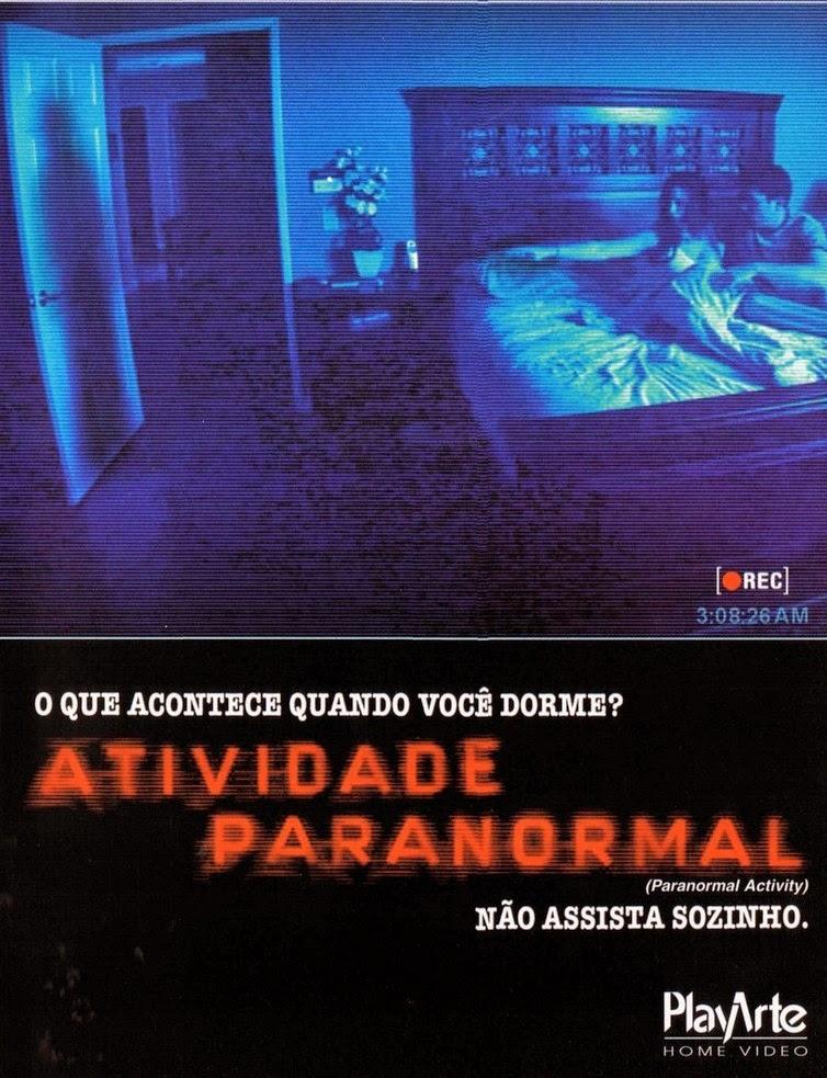 Atividade Paranormal Torrent Dublado (2007)
