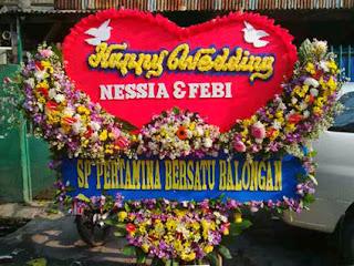 toko bunga di ancol bunga pernikahan