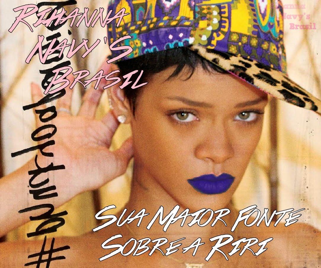 Rihanna Navy's Brasil title=
