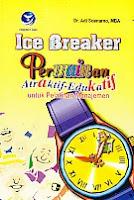 Toko Buku Rahma Buku ICE BREAKER Pengarang Adi Soenarno Penerbit Andi