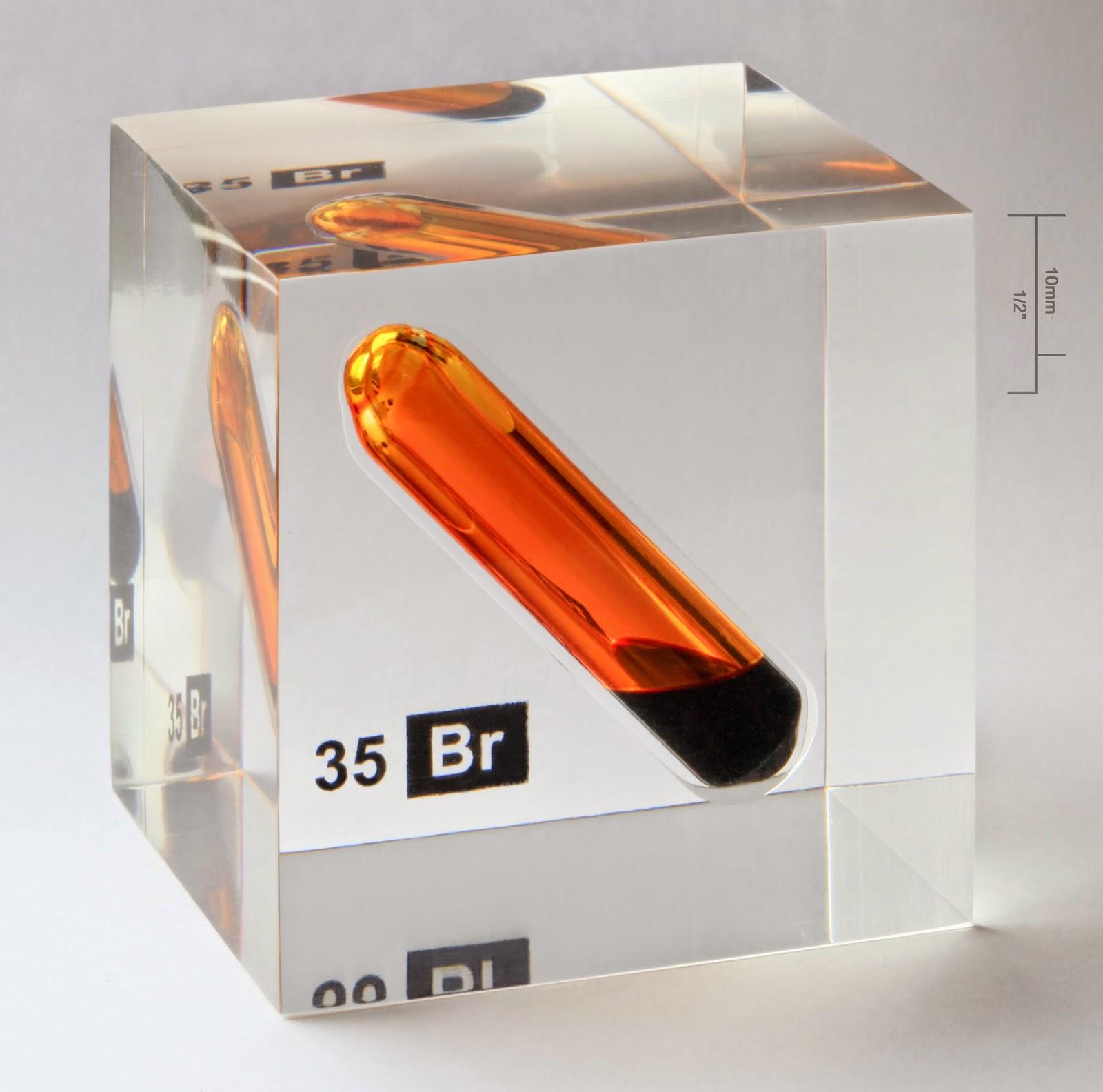 Bromine Cube