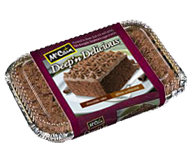 Free McCain Deep n Delicious cake coupon