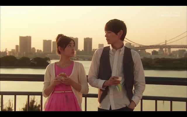 Naoki thanks Kotoko.