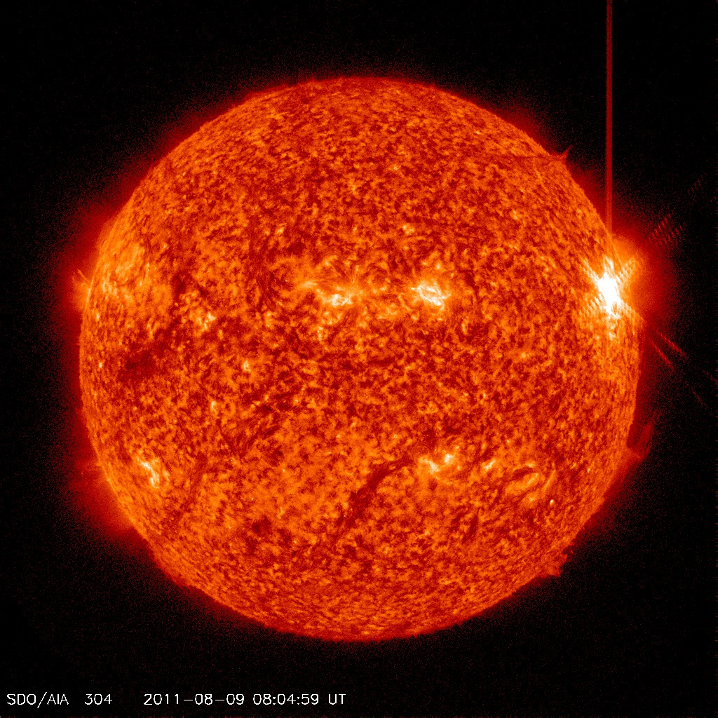 nasa predictions of solar storms - photo #8