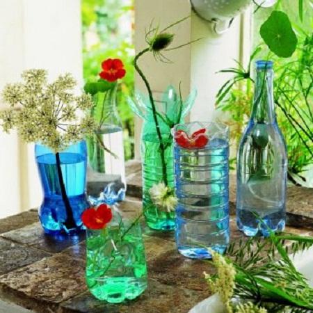 Decora y recicla diez ideas para decorar tu for Decoracion antejardin