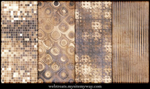 Grungy Natural Beige Photoshop Patterns