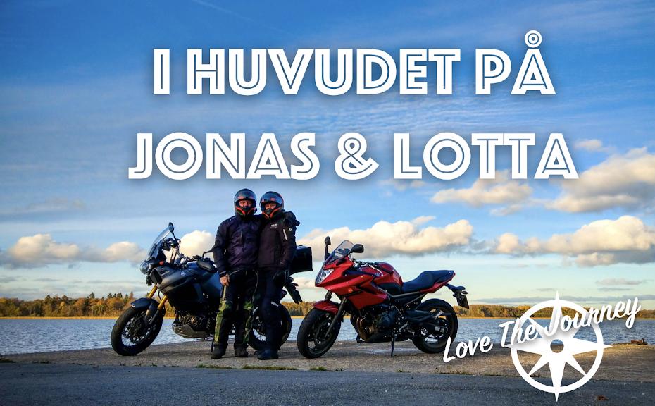 I huvudet på Jonas & Lotta