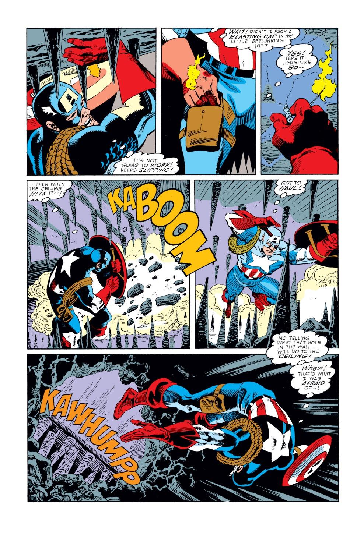 Captain America (1968) Issue #358 #291 - English 7