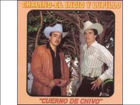 Chalino - El Indio Y Lupillo (Disco / Album)