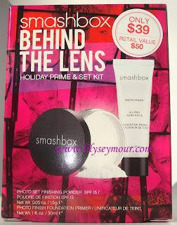 Smashbox's Holiday Prime and Set Kit