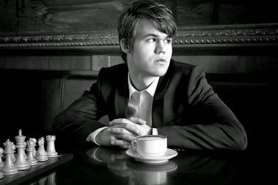Le champion du monde des échecs Magnus Carlsen © Chess & Strategy
