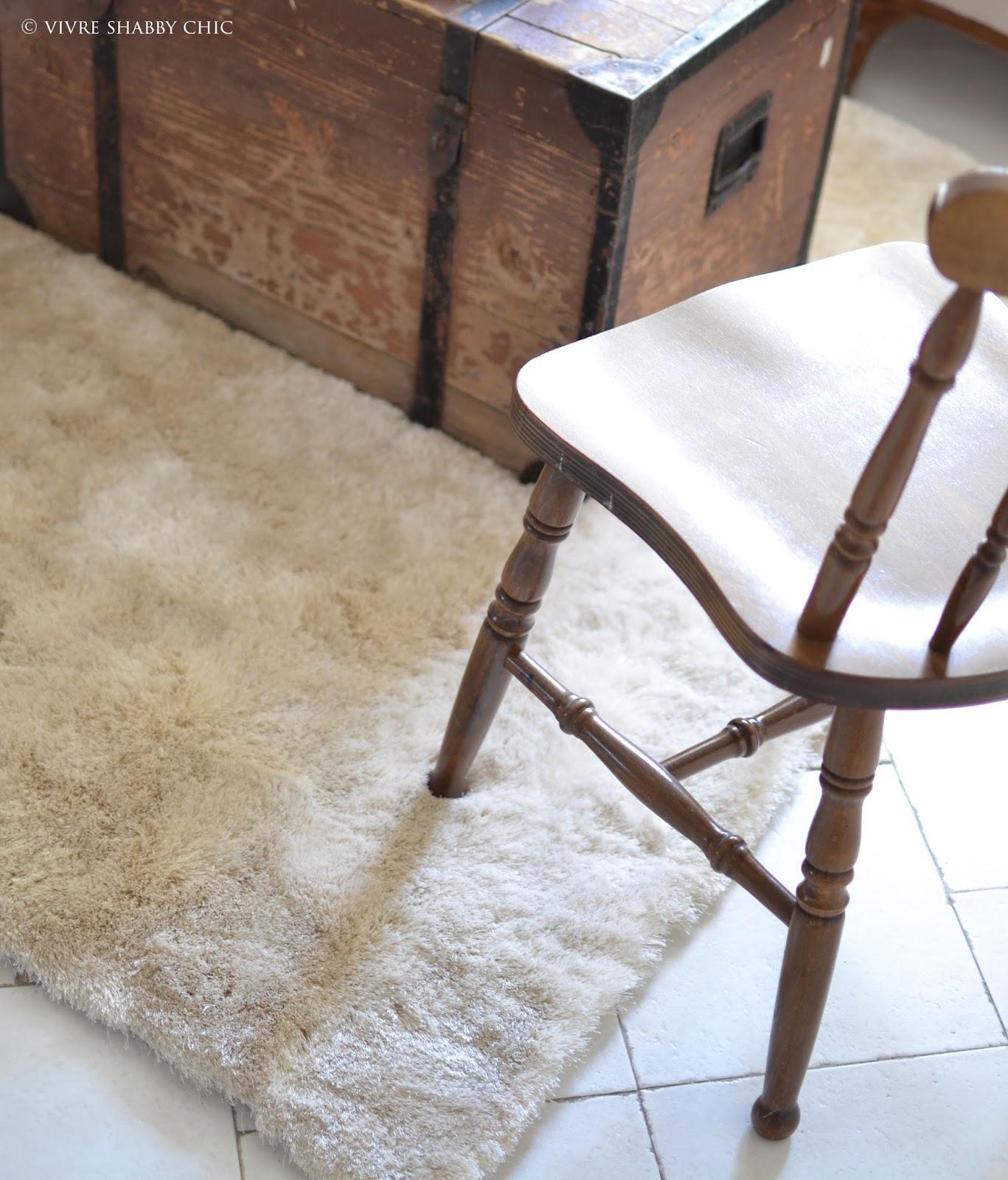 vivre shabby chic benuta tappeti di tendenza. Black Bedroom Furniture Sets. Home Design Ideas