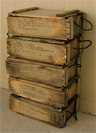 Vintage Ammo Trunks (SOLD)