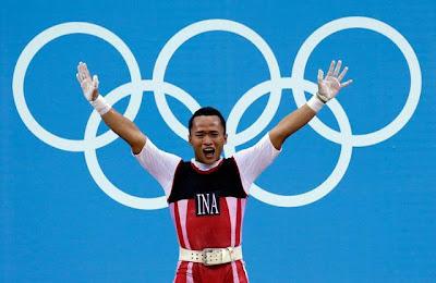 Sudah Gagal Tidak Sportiv Lagi : Olimpiade Indonesia