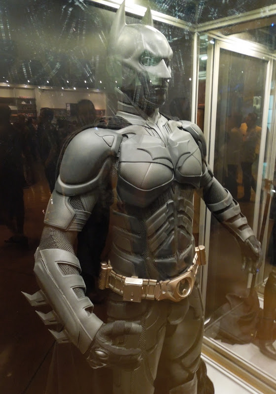 Batman costume Dark Knight Rises
