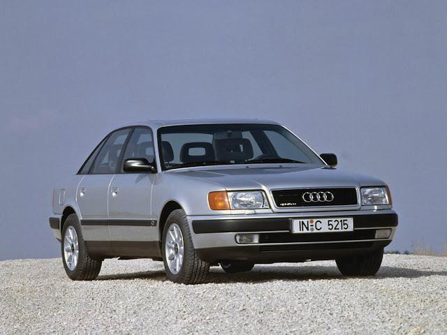 Audi 100 - quarta geração