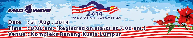 Merdeka Swimathon 2014