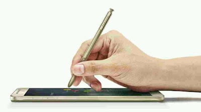 Note 5 with S Pen