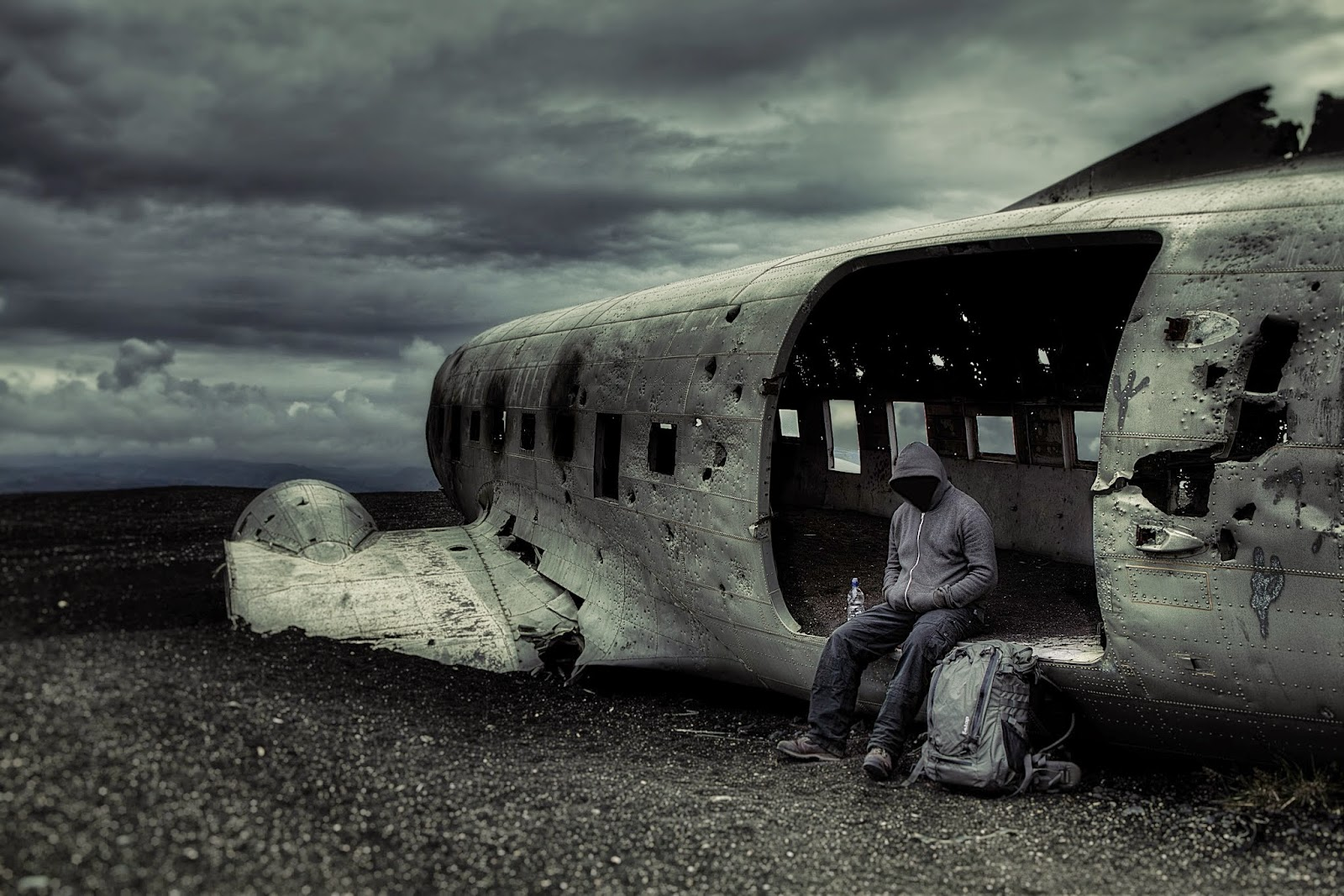 Mike Murphy, fotografía HDR