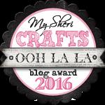 OOH LA LA Award