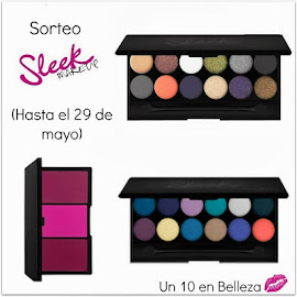 Sorteo Sleek Make Up
