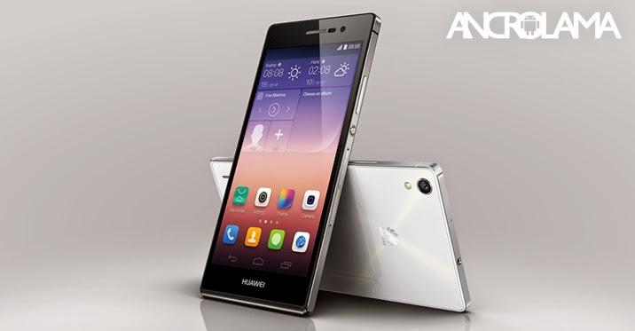 Huawei Ascend P7 Nasıl Root Atılır?