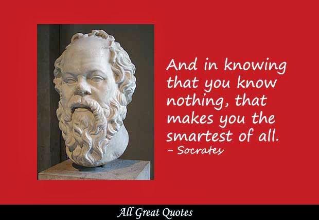 Mens in Dialoog: Dag 162 - Socrates van nu