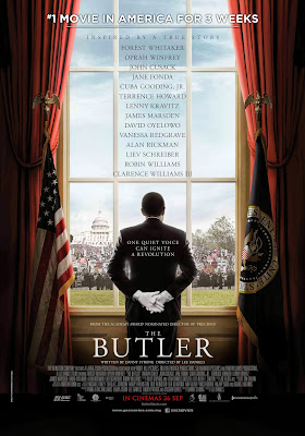 The Butler movie poster large malaysia