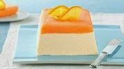 Frosty Orange Creme Layered Dessert