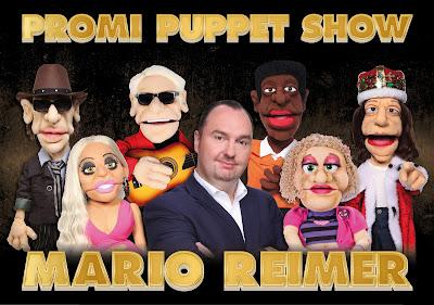 Mario Reimer - Promi Puppet Show