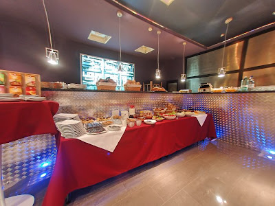libra-hotel-sibiu-breakfast-open-buffet-restaurant