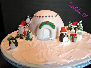 How Early Should I Ice My Christmas Cake
