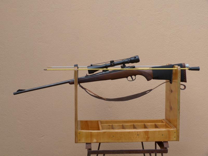 Gun Cleaning Box Plans besides Homemade Gun Cleaning Stand Plans ...