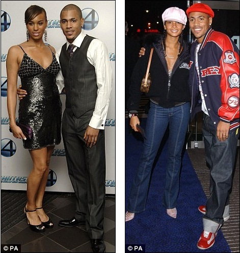 Affair Harvey Had A Child With Javine Hylton After They An During His Marriage To Alesha