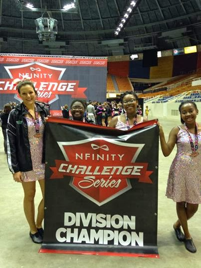 charlotte dance team champions cheer dance competition