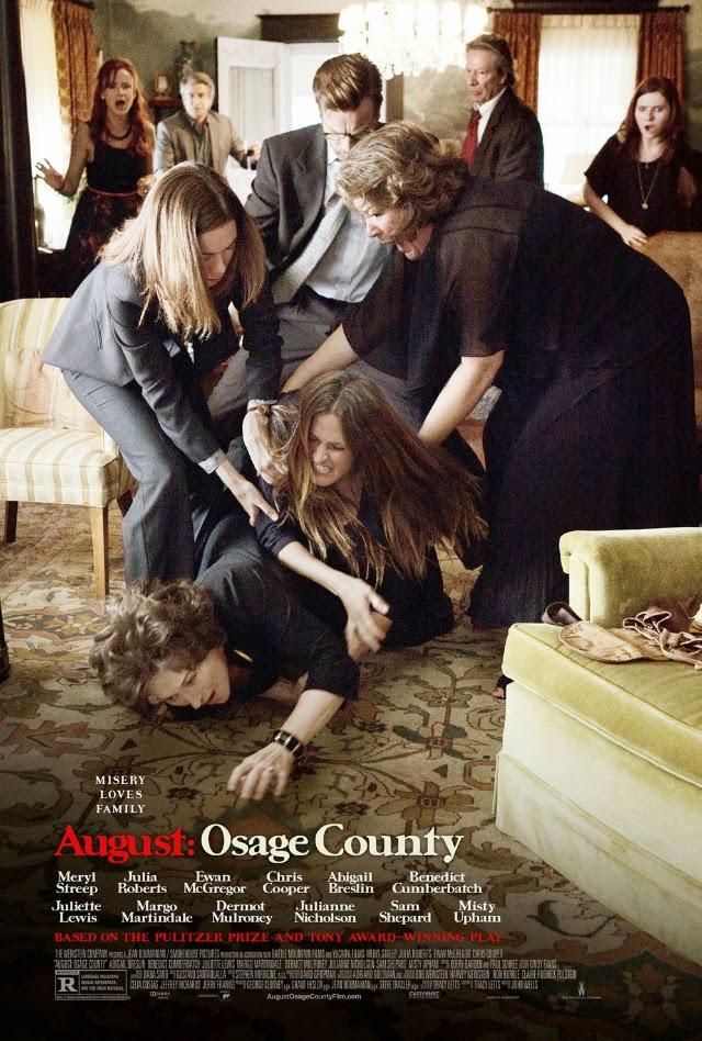 La película August: Osage County ( Agosto )