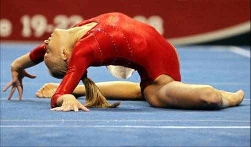 London Olympic Wallpaper: Gymnastics Pictures #1 Nastia Liukin Gymnastics Wallpaper