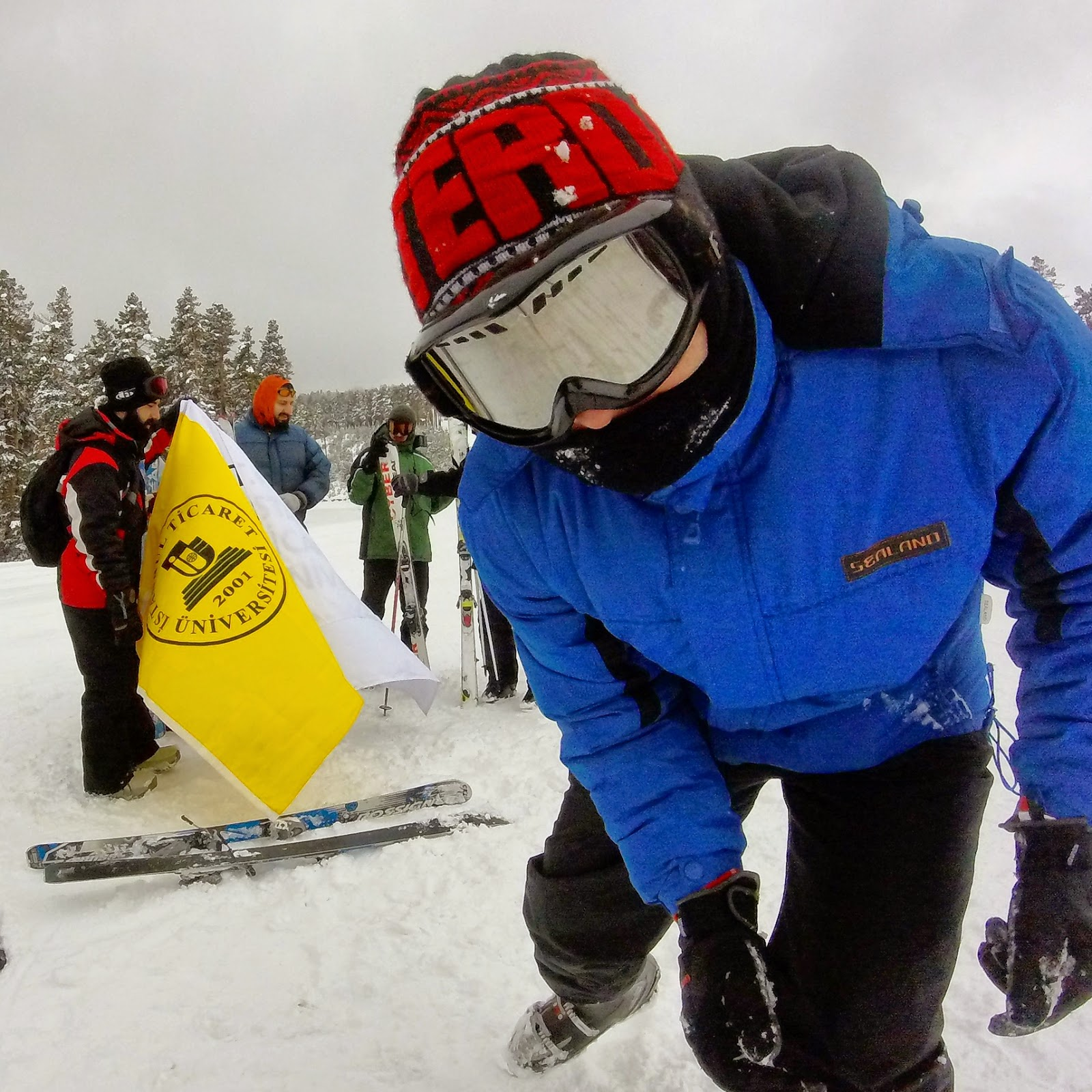 Sarıkamış Kayak Macerası